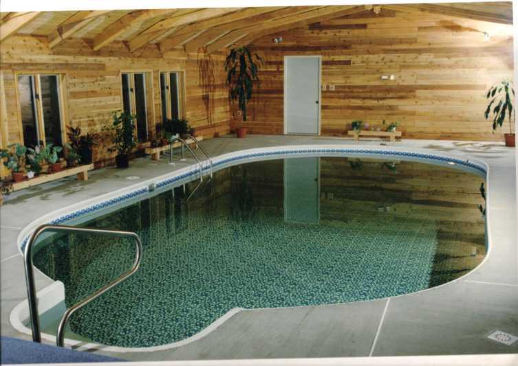 Pool Houses Gallery
