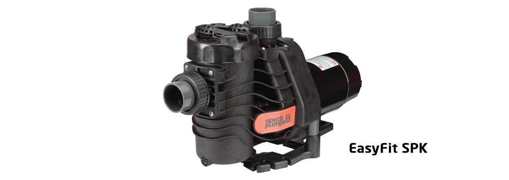 An example of a Speck replace pump called the EasyFit SPK