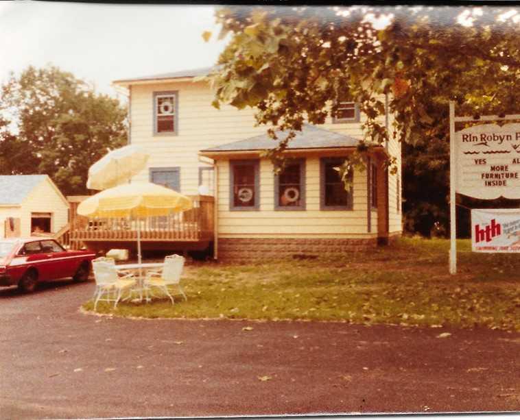 Hackettstown Store – 1982